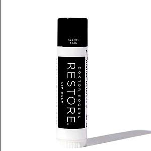 New Doctor Rodgers Restore Lip Balm